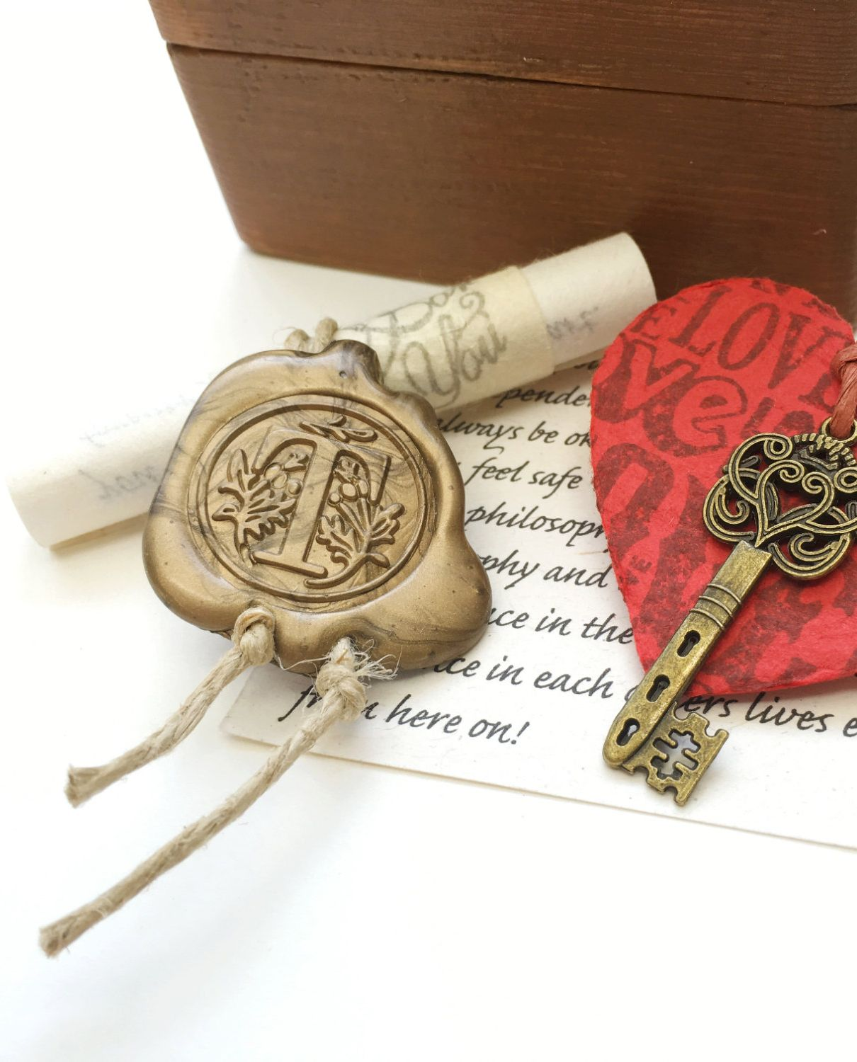 5th anniversary gift for him personalized love message