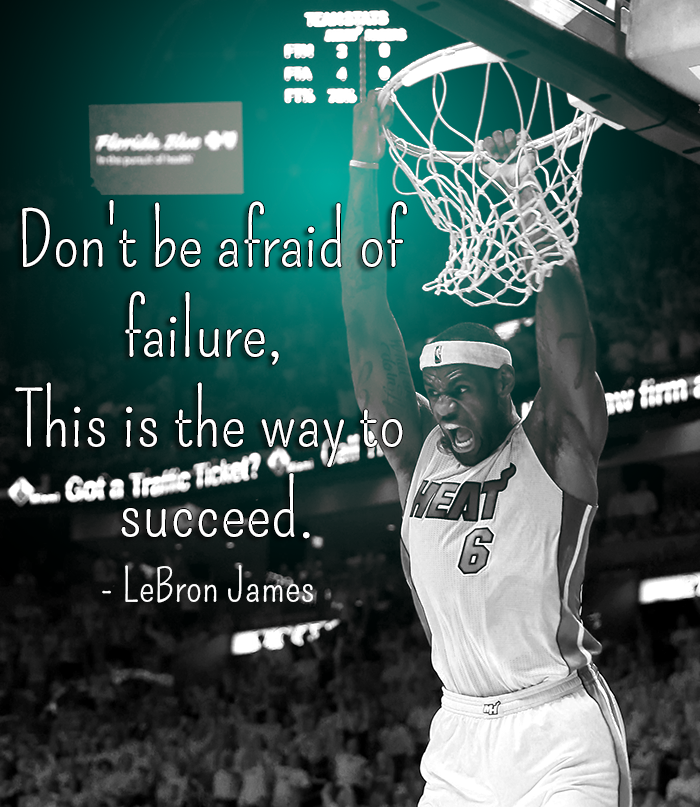 Inspirational Quotes Nba Quotes Sports Quotes Sport Quotes