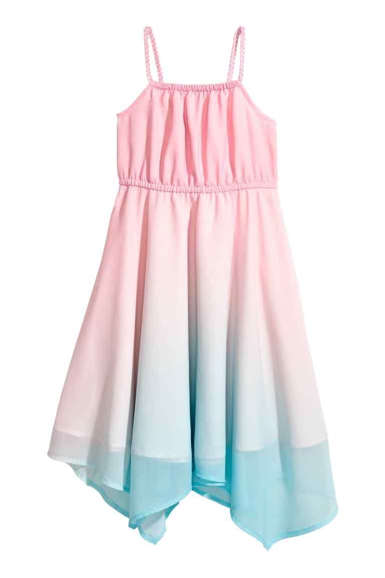 Mouwloze jurk - Roze - KINDEREN | H&M NL