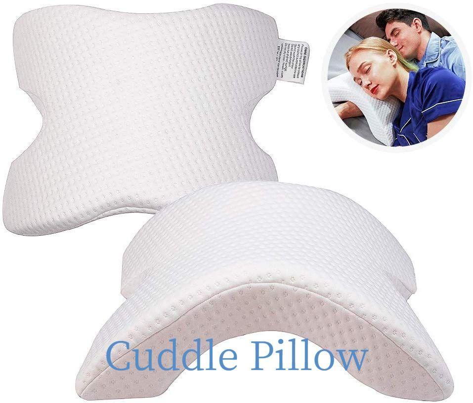 whiter locyop cuddle pillow couple
