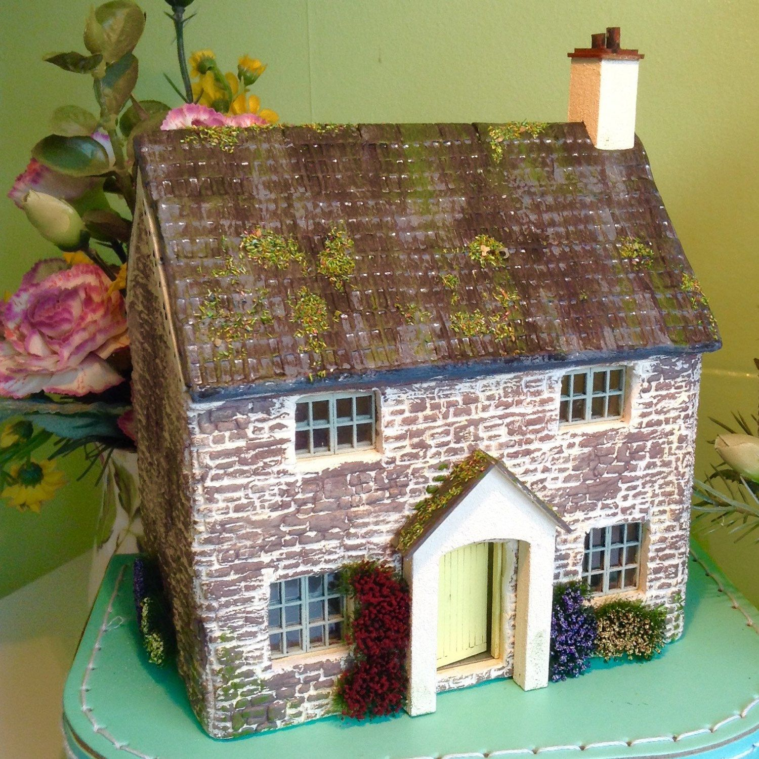 houses polymer miniature house cottage cottages youtube model clay watch sculpting