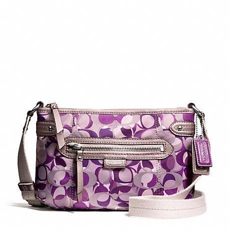 DAISY KALEIDESCOPE PRINT SWINGPACK Bags, Swingpack