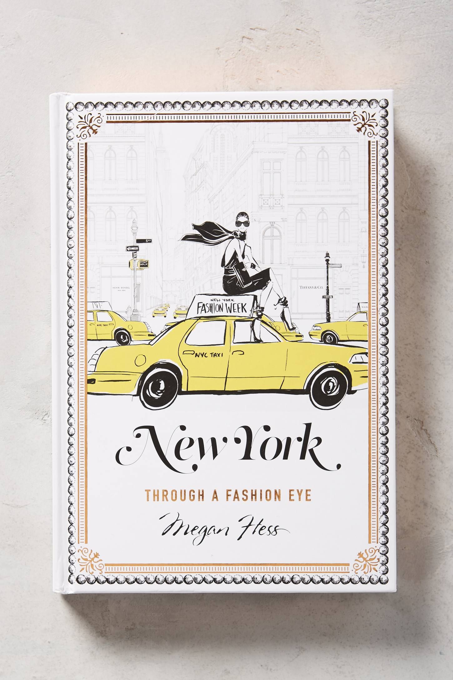 New york through a fashion eye books and book lists new york through a fashion eye coffee table booksbook geotapseo Image collections