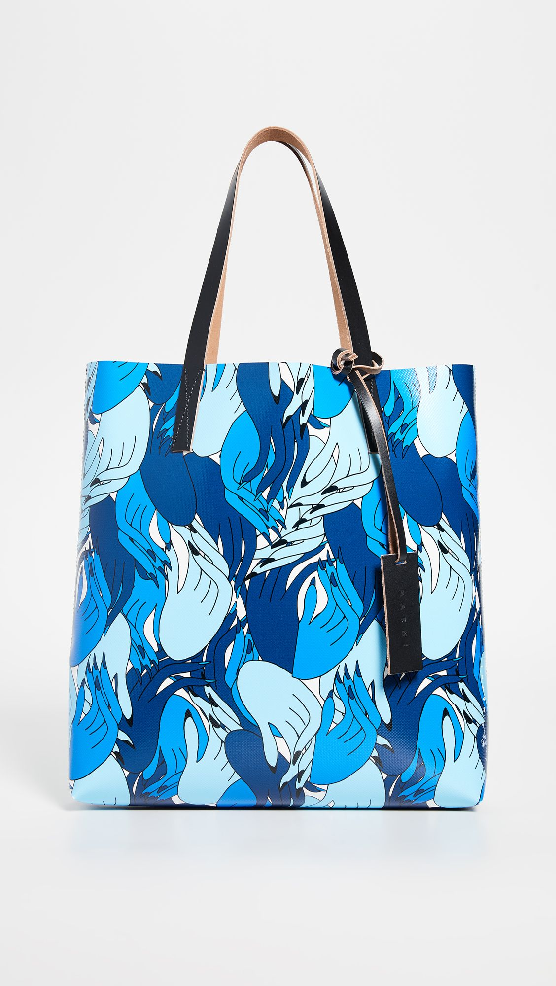 Marni PVC Tote Bag SAVE UP TO 40 SURPRISE SALE