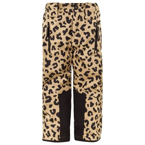 192bdf8259d5 Leopard Jump Pro Woven Ski Pants | Nell snow | Ski pants, Pants ...