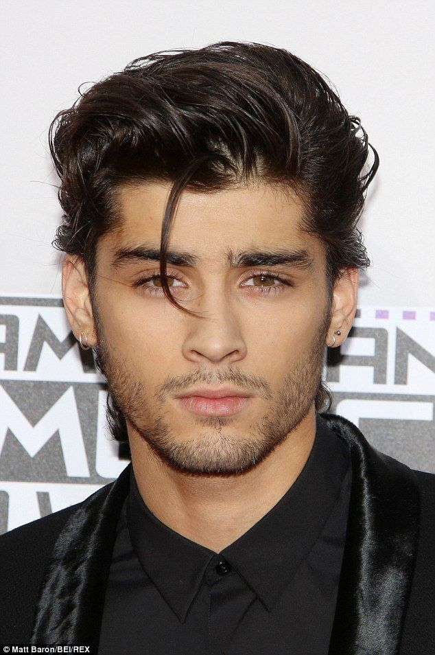Angry: Zayn was left furious last month when a US TV host asked his bandmates whether drug...