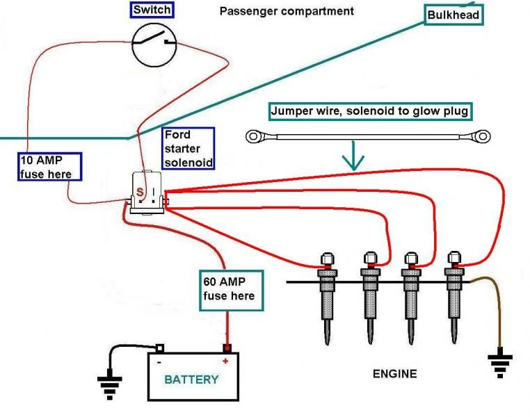 isuzu heat plugs wiring diagram - Google Search | Pc repair, Plugs, DiagramPinterest