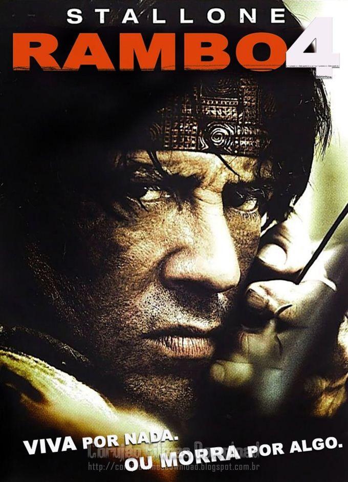 Rambo Iv Dublado Blu Ray Mp4 Mkv 720p 1080p Mage Filmes Download Rambo 4 Stallone Movies Sylvester Stallone