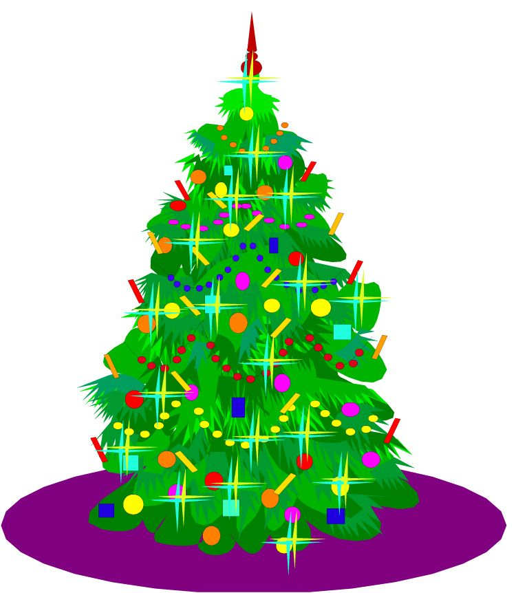 Christmas Tree Facts In 1856 Franklin Pierce The 14th President Of The United States Was The First President Christmas Tree Clipart Christmas Tree Christmas
