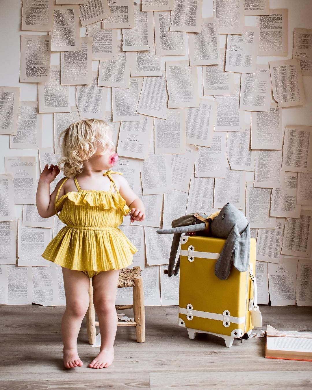 f4e9e68e8 Our beloved Olli Ella See-ya Suitcase is one of Oprah s Favourite Things  this year