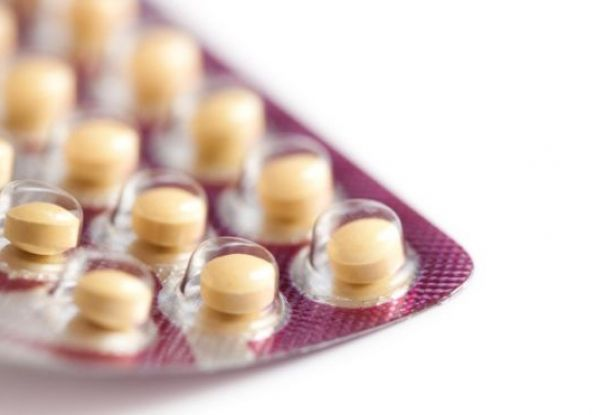 Other reasons to get on the pill.