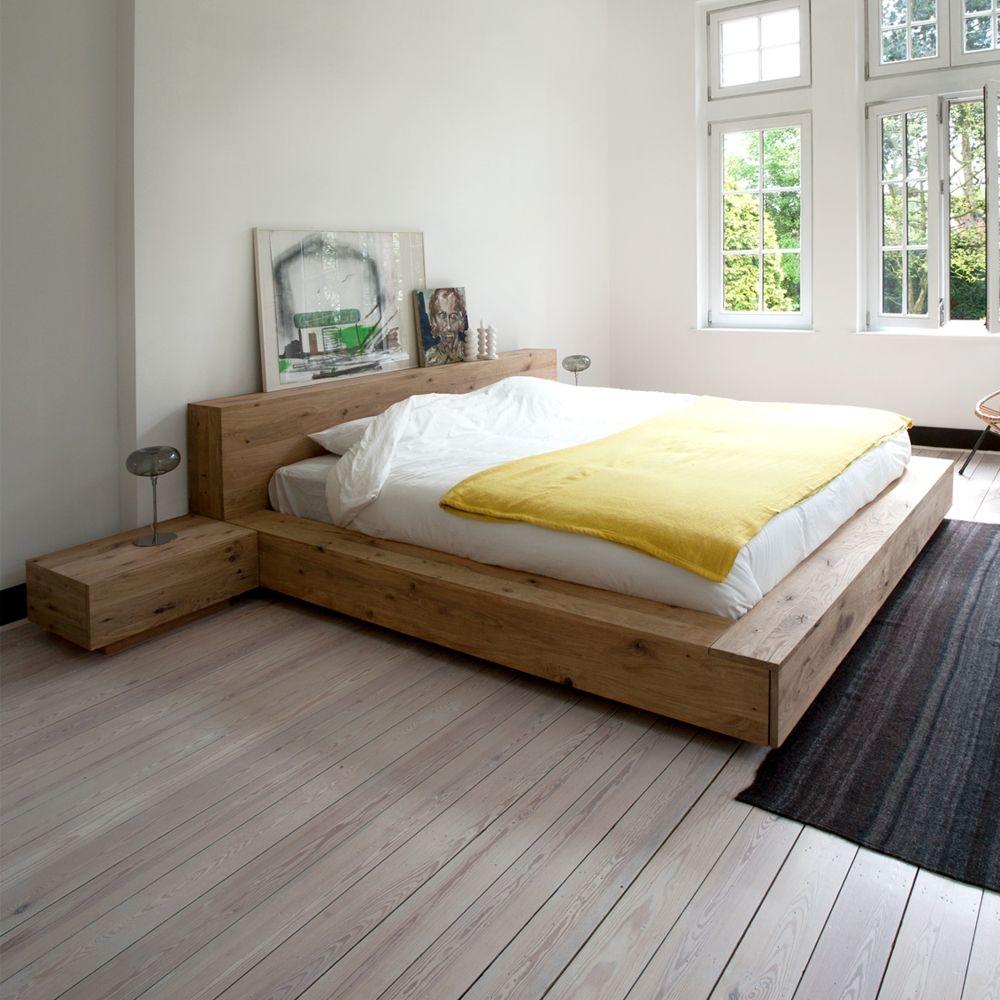 Cama plataforma | Bedroom | Pinterest | Plataforma, Camas y Muebles ...