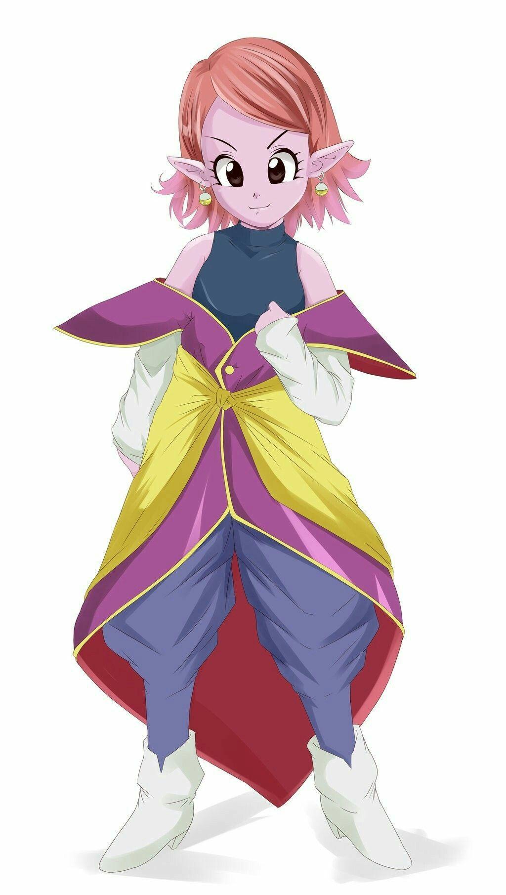 Supreme Kai Of Time Chronoa  Dragon Ball Omega  Dragon -7161