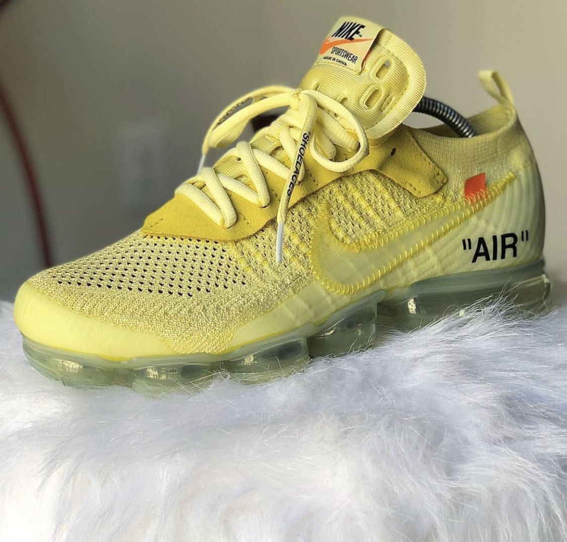 size 40 c0726 a5213 Nike Air VaporMax x Off-White