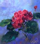 Summertime Dreams Hydrangeas and a New France Workshop - Flower Paintings by Nancy Medina, original painting by artist Nancy Medina | DailyPainters.com
