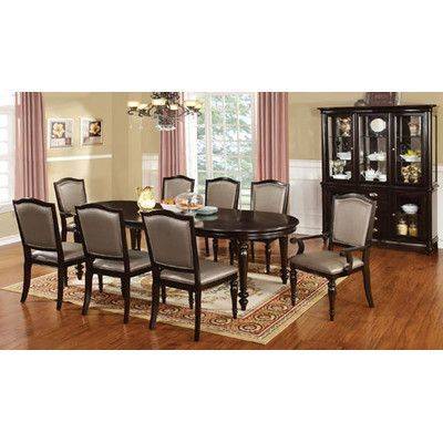 Hokku Designs 9 Piece Dining Set