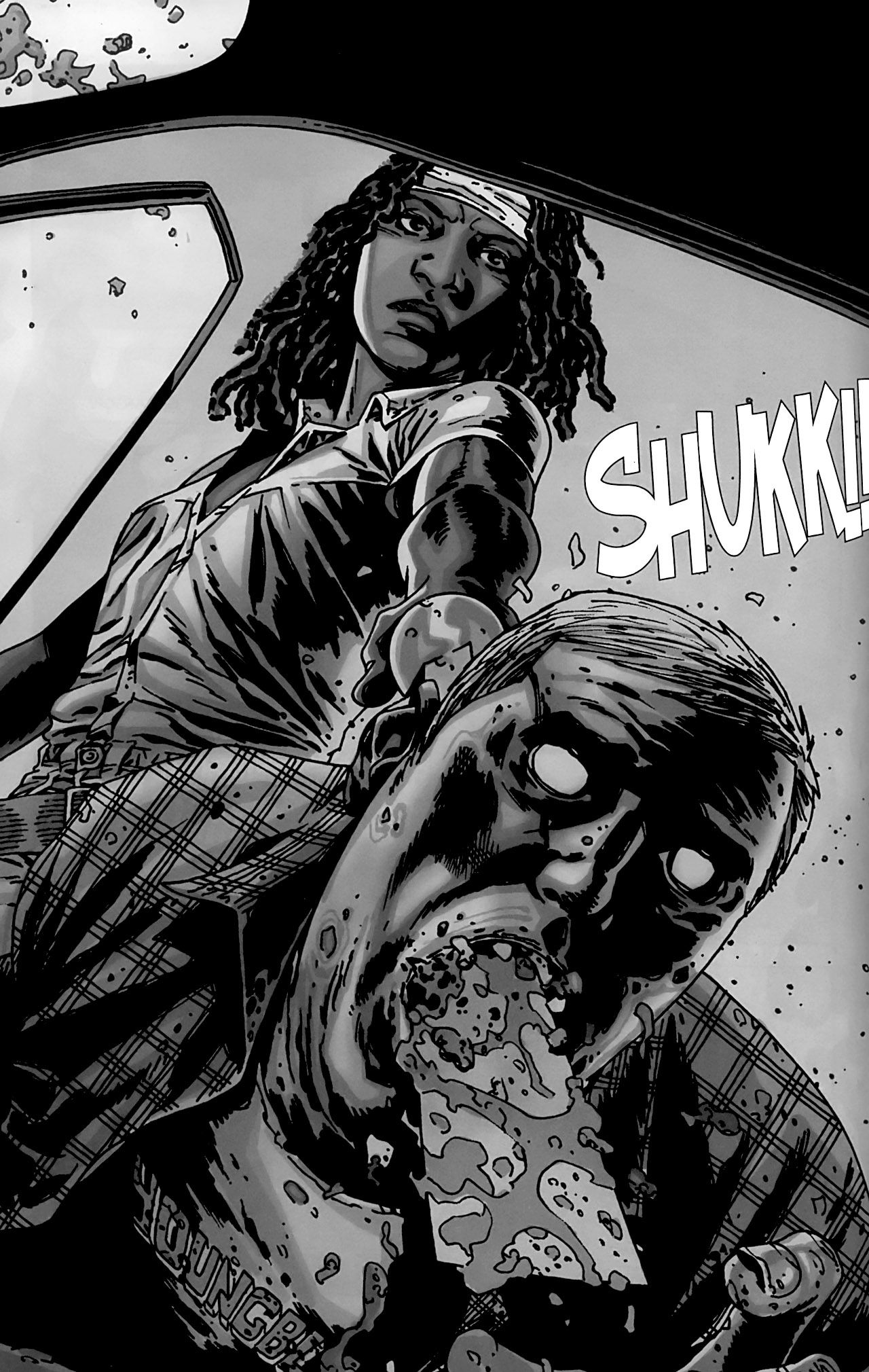 Joanne Harvelle | The Walking Dead: When the End Comes, a
