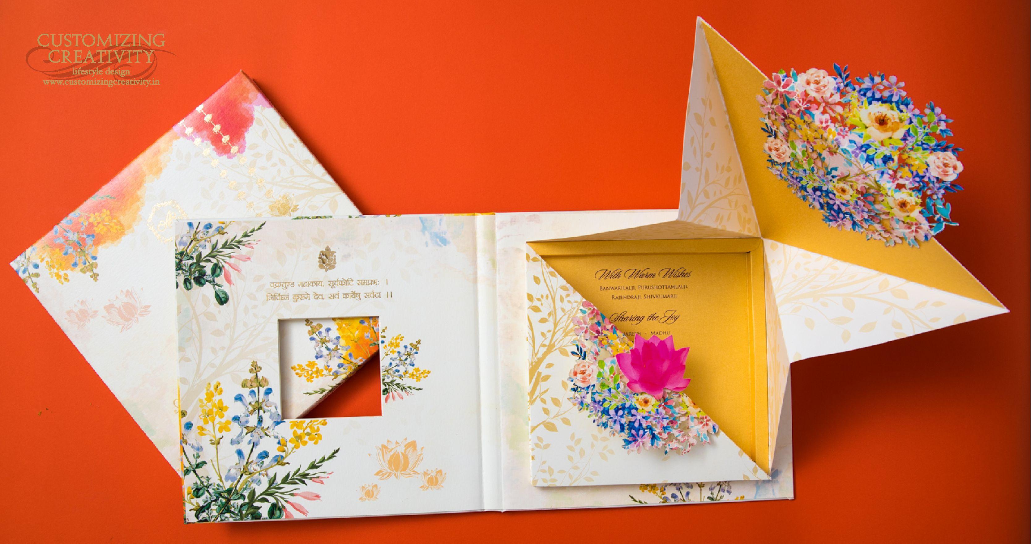 Wedding Invitation Cards Indian Wedding Cards Invites Wedding Stationery Customized Invitation Indian Wedding Cards Wedding Cards Cheap Wedding Invitations