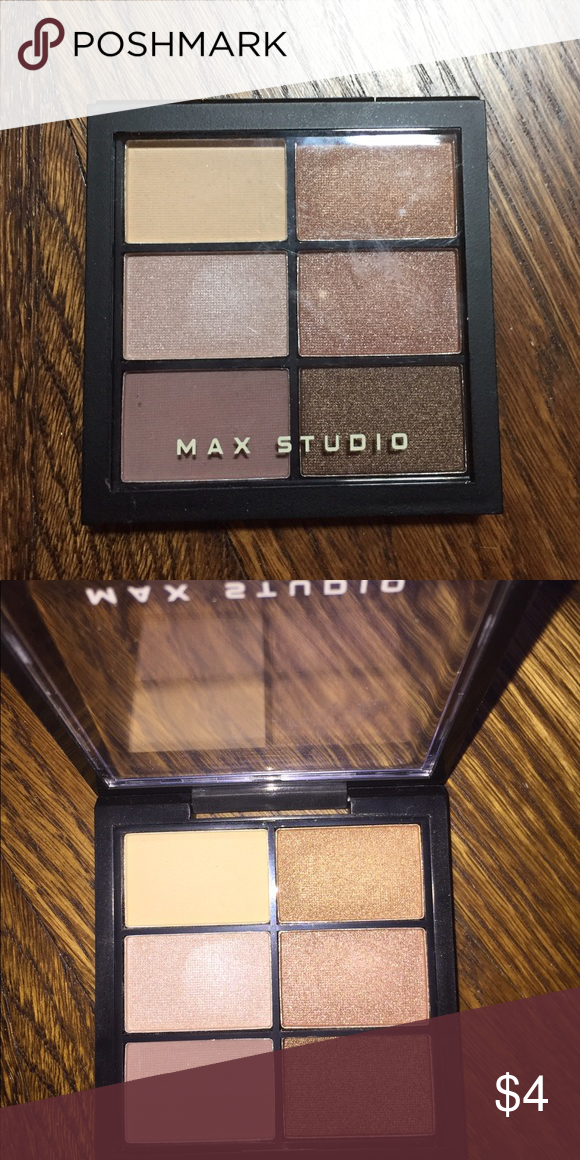Max Studio eyeshadow palette Eyeshadow palette Makeup
