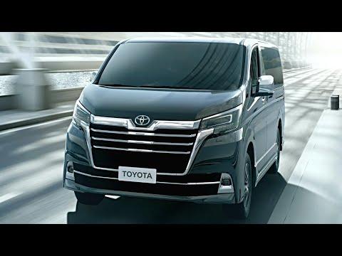 947 2020 Toyota Granvia Toyota 8 Seater Luxury Van All New Toyota Granvia 2020 Youtube Toyota Van Luxury Van Mini Van