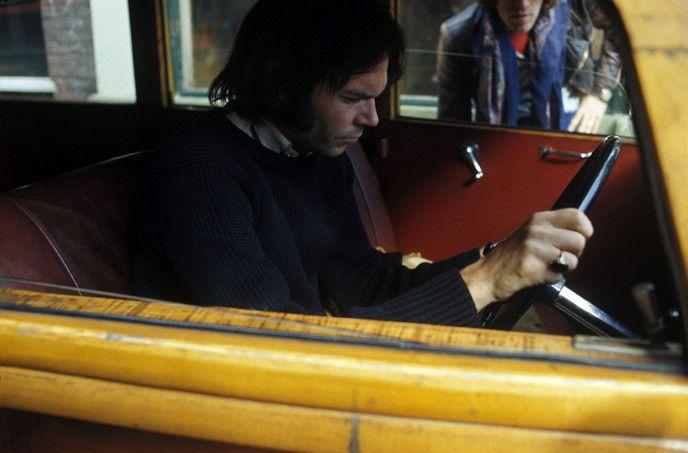 Neil Young, Amsterdam (1974) - Gijsbert Hanekroot