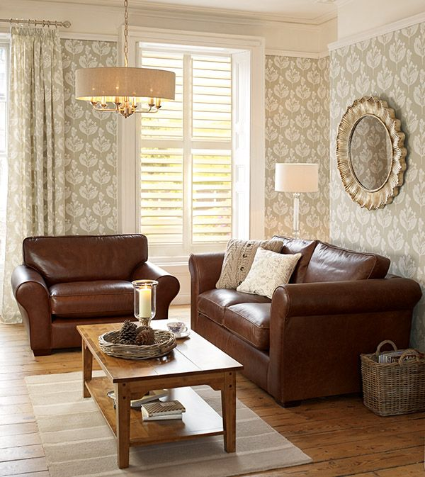 Best Home Décor Ideas From Kovi An Anthology: Chiltern Natural From The Laura Ashley Wallpaper