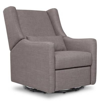 Product Image For Babyletto Kiwi Swivel Glider Recliner In