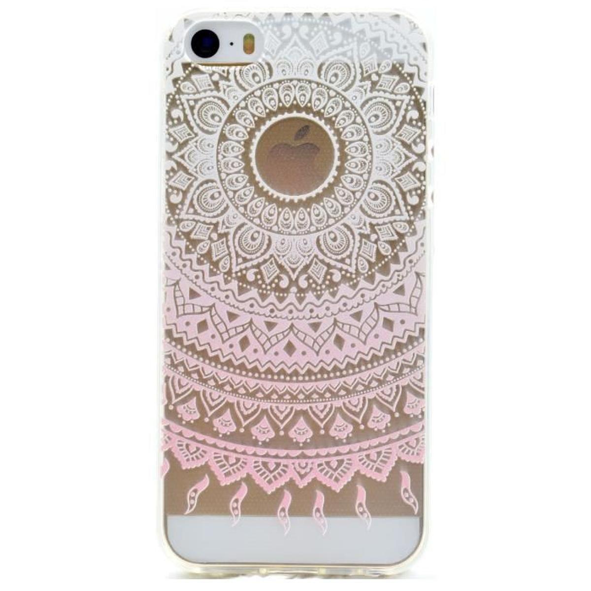 coque iphone 7 mandala menthe | Iphone 5s cases, Apple iphone 5s ...
