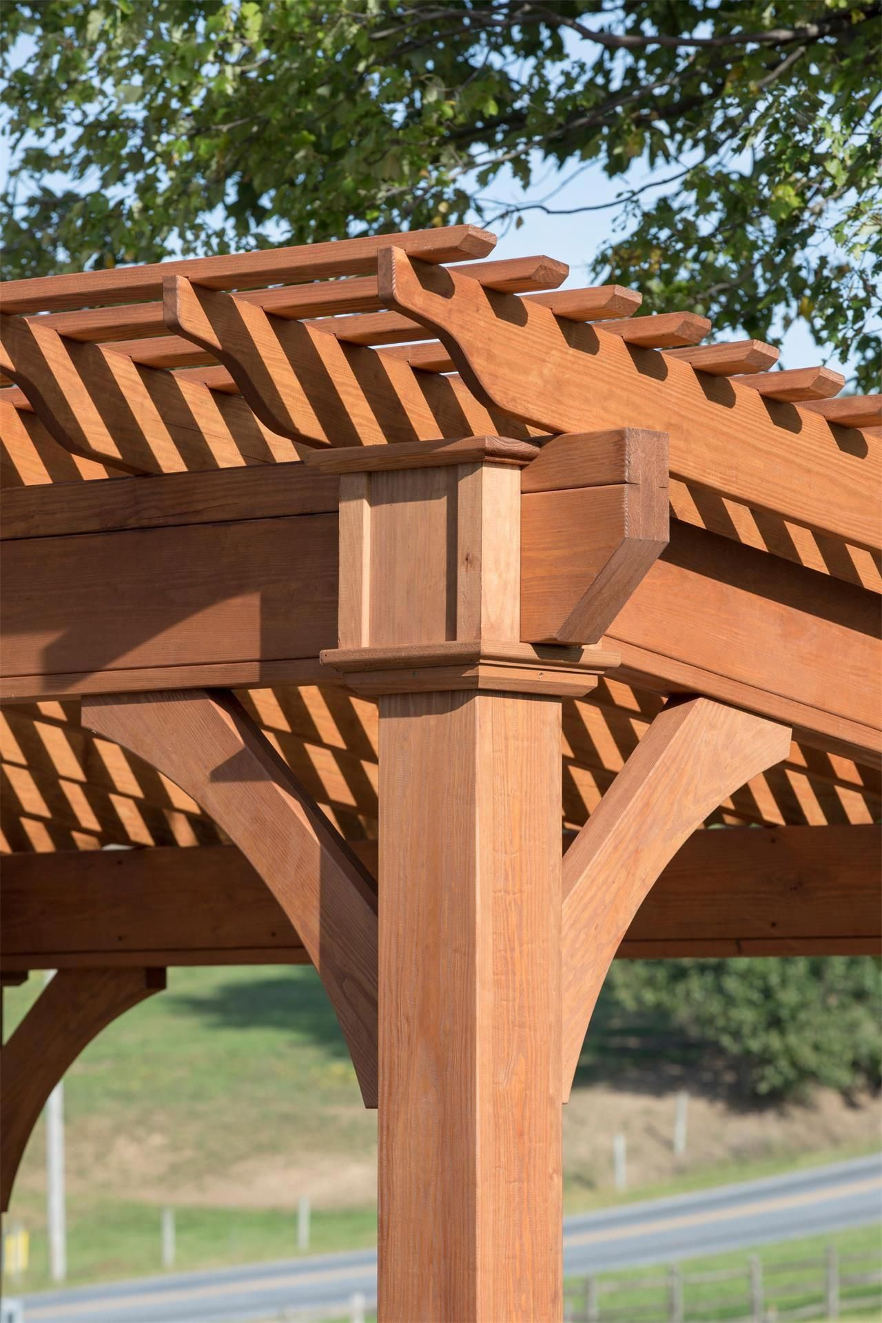 Pergola For Sale Lowes PergolaAttachedToHouseRoof