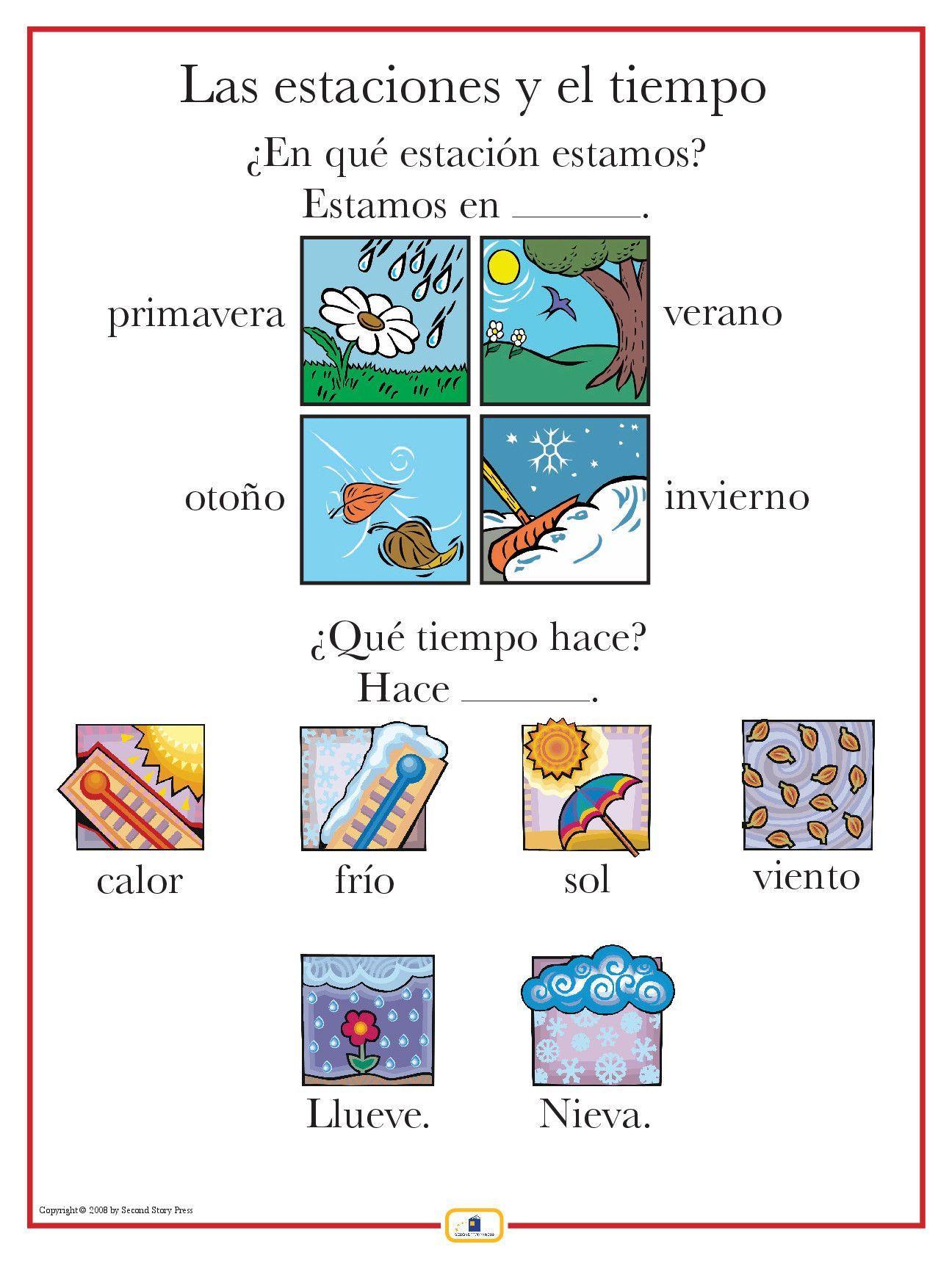 Pin On Elementary Spanish