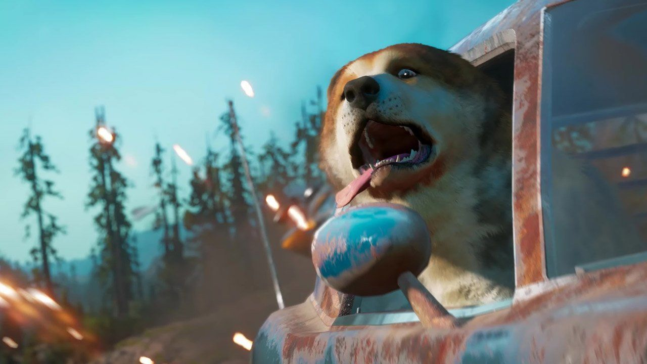 Far Cry New Dawn Rescue Timber The Dog 4k Gameplay We Meet And Rescue Timber The Newest Fang For Hire In Far Cry New Dawn And Take Tha Crying Dawn Rescue