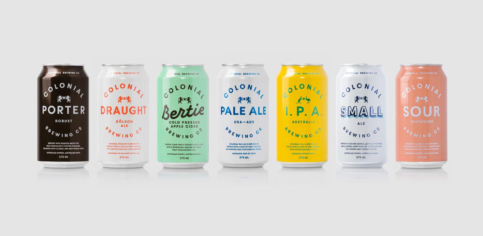 Colonial Beer Alter Beer Packaging Design Alcohol Packaging Design Beer Design
