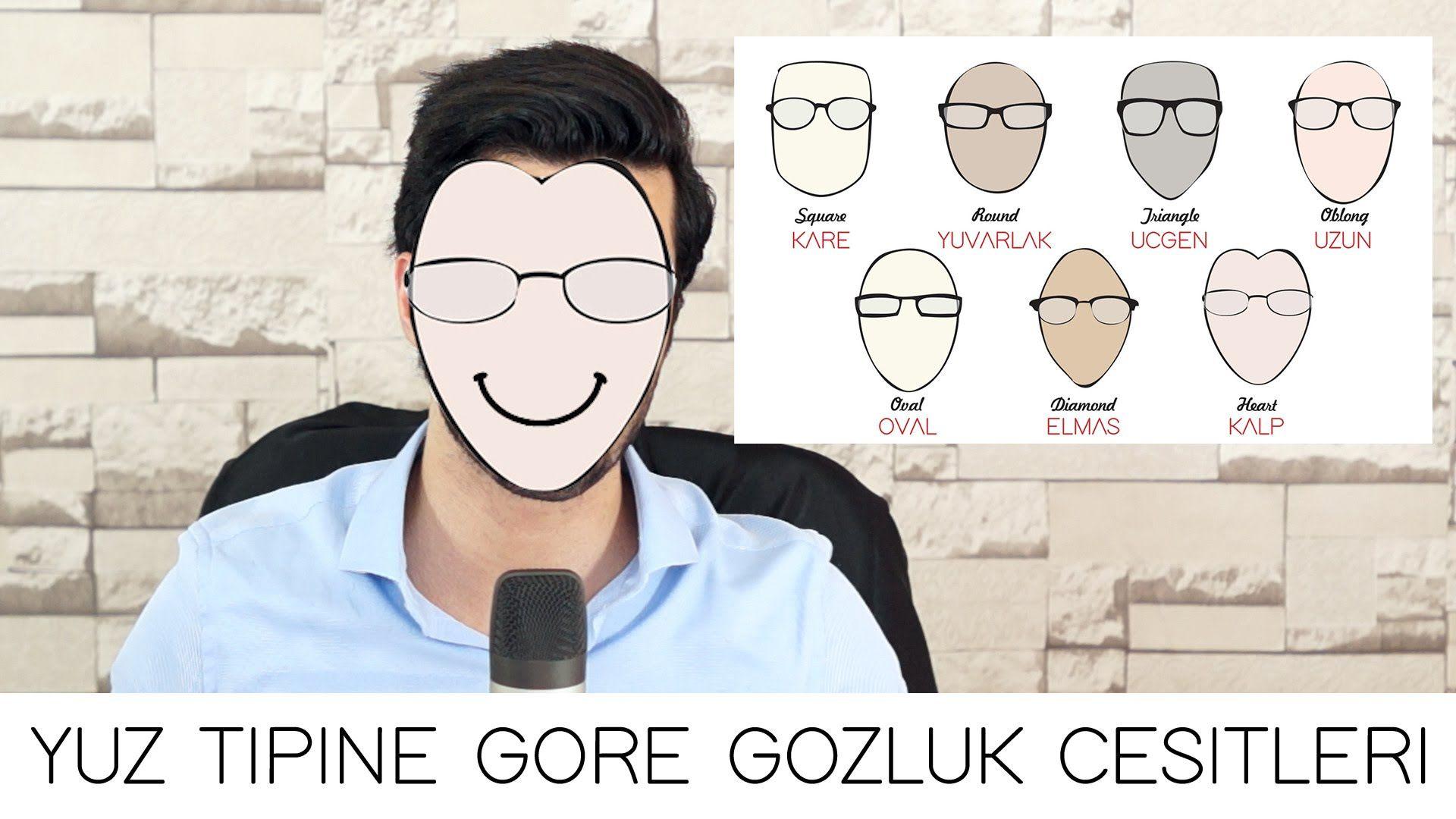 Yüz Tipinize Uygun Gözlük Seçimi