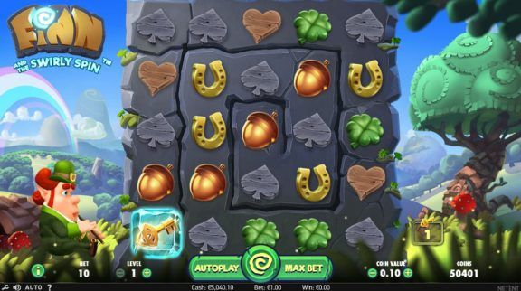 A Hat Trick Of Great New Games Swirly Slot Spinning