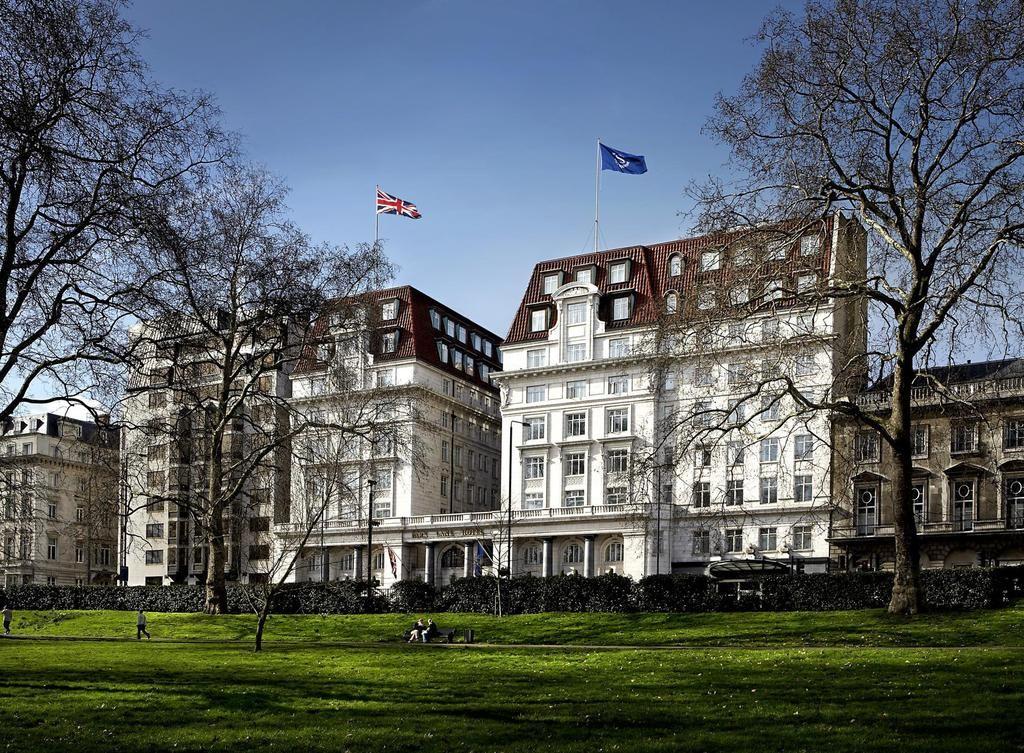 Sheraton Grand London Park Lane Park Lane Hotel London Park Lane Portland Stone