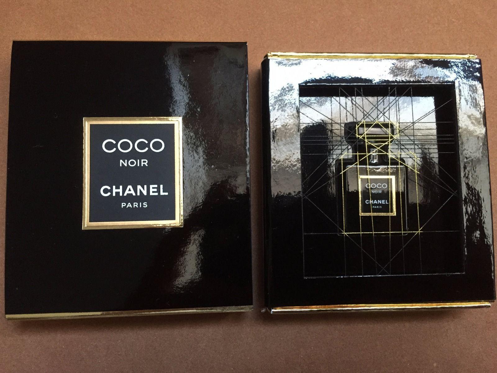 Miniature Coco Noir Chanel Eau De Parfum 1 5 Ml Edition Limitée