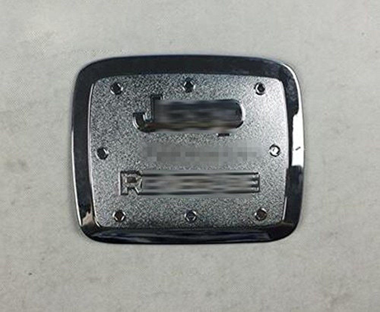 Highitem Chrome Oil Fuel Gas Tank Cap Cover Filler Door Trim For