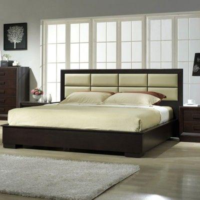 Boston King Bed Diseno Dormitorio Principal Diseno De Cama Camas