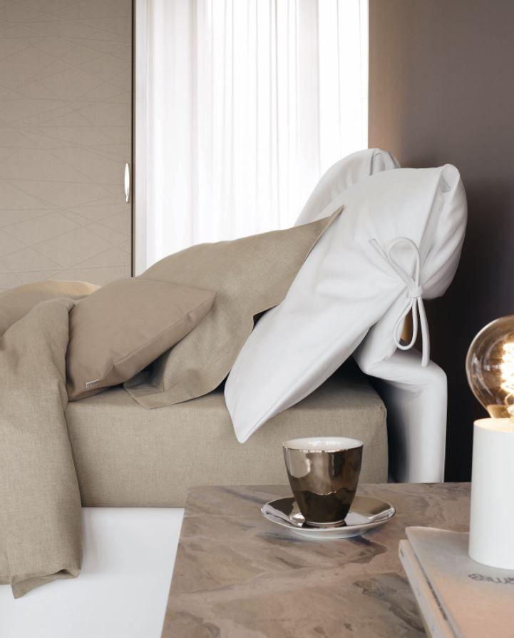 Einzelbett mit abnehmbarem Bezug Serie Nathalie by Flou   Design ...