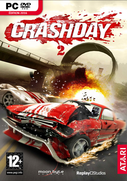 crashday pc gratuit