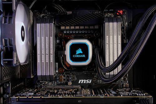 Corsair Hydro Series 280mm Liquid Cooling System With Rgb