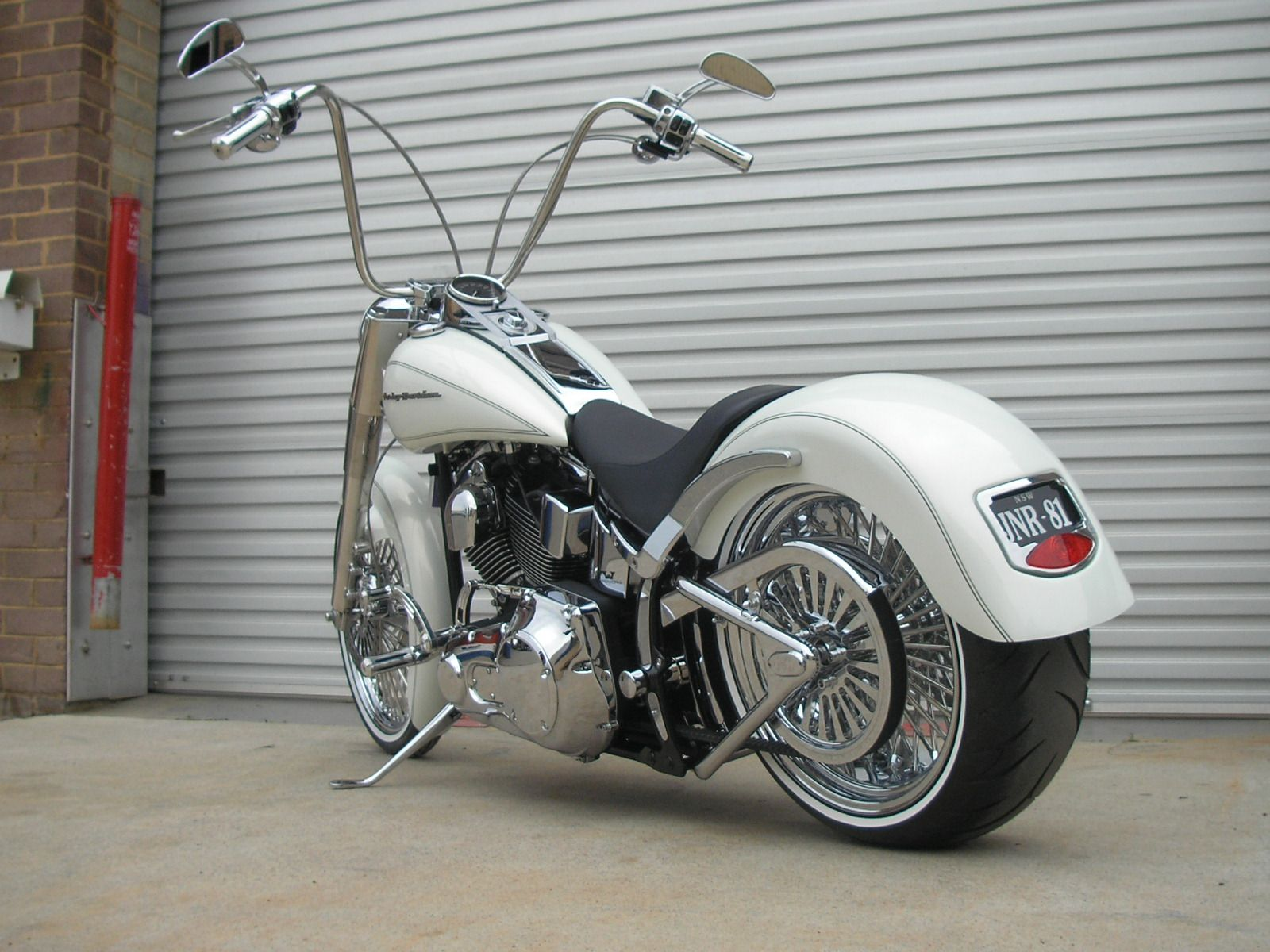 Lowrider harley custom lowrider bikes chopper harley - Old school harley davidson wallpaper ...