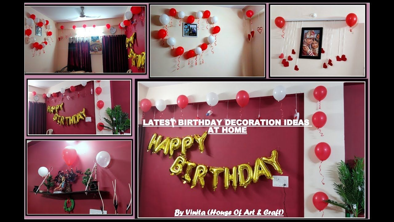 90 awesome homemade birthday decoration ideas for husband