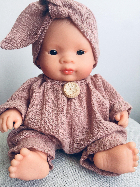 Miniland Baby Doll Clothing, Fits 21cm Miniland Doll ...