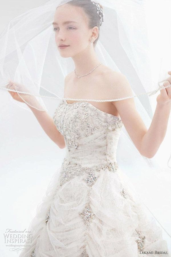 Anais Anette Fall 2014 Wedding Dresses