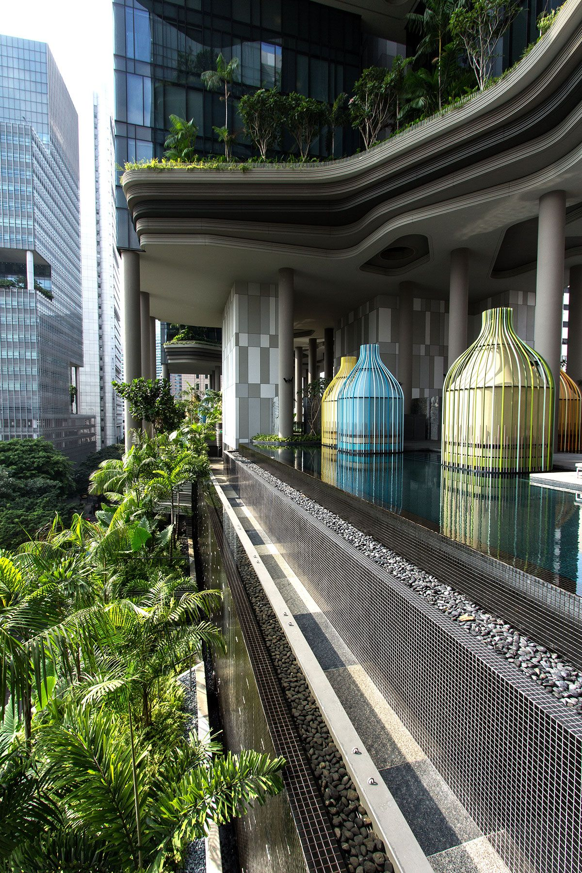 Parkroyal on Pickering, Singapore on Behance (With images ...