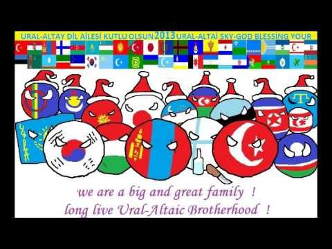 Altaic Languages Altaic Brothers Turanism Flags Of The World Record History Golden Horde