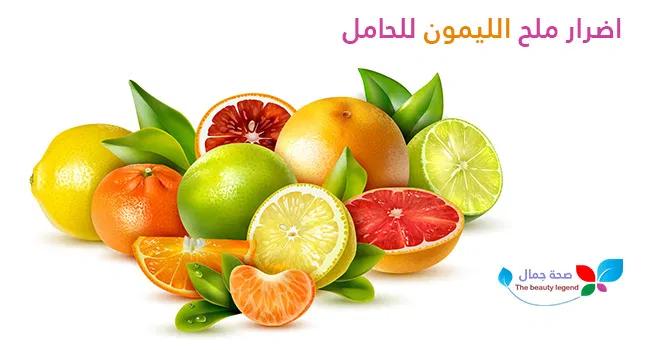 اضرار ملح الليمون للحامل ما هي فوائد ملح الليمون و ما هي أضراره للحامل Sehajmal Beauty Fruit Orange