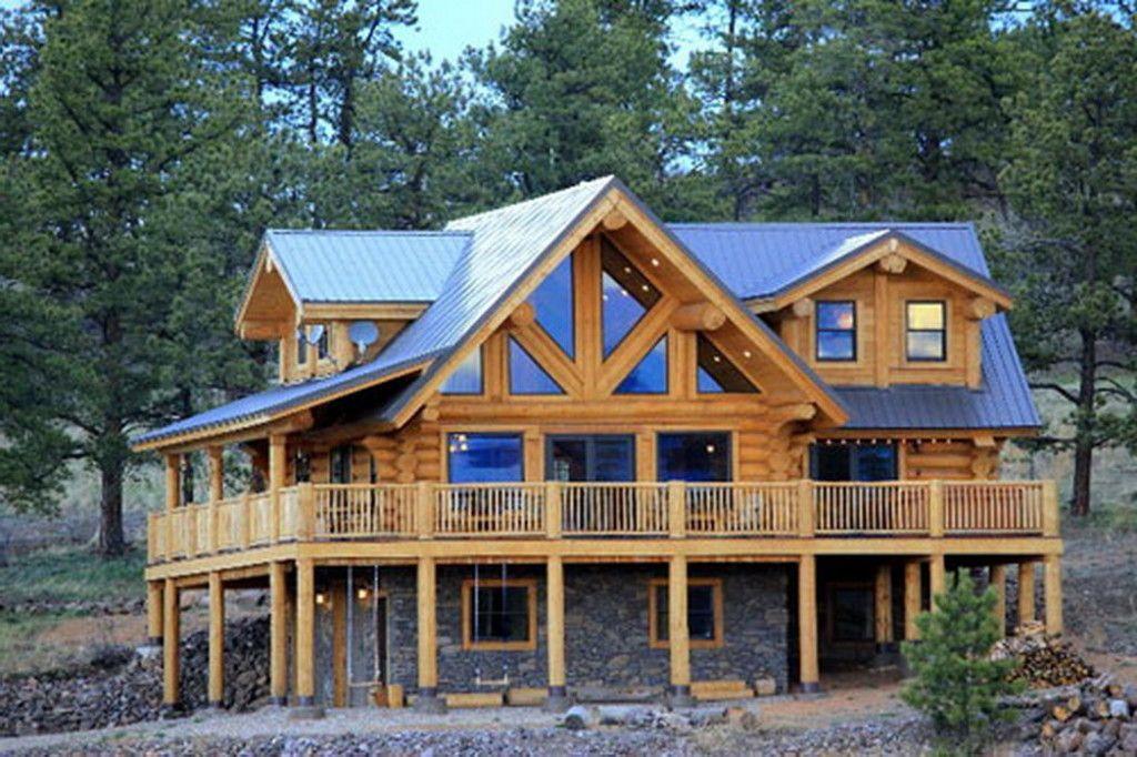Modular Log Home For Sale Modular Log Home Kits In Modern Shades Dzuls Interiors Log Home Interior Log Home Kits Log Homes Exterior