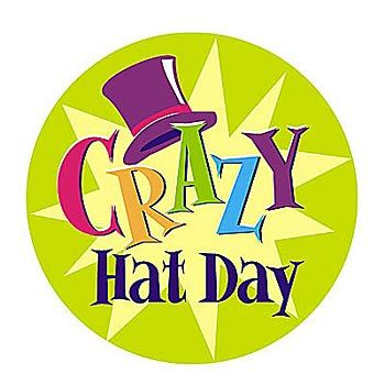 Wacky Hat Cartoons Crazy Day Clip Art Gallery For